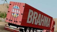 Trailer for Scania R620 Brahma