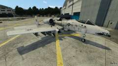 A-10A Thunderbolt II for GTA 4