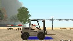 Forklift extreem v2 for GTA San Andreas