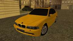 BMW 540i for GTA San Andreas
