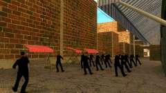 Workout Vusi for GTA San Andreas
