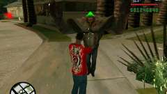 Tank from the Left 4 Dead. for GTA San Andreas
