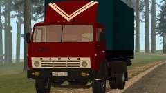 KAMAZ 5325 for GTA San Andreas