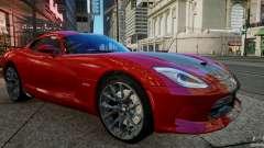 Dodge Viper GTS 2013