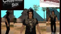 Criss Angel Skin