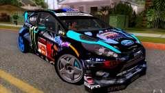 Ford Fiesta 2013 v2.0 for GTA San Andreas