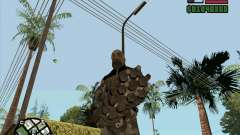 Minigun from Call of Duty Black Ops for GTA San Andreas