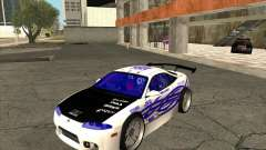 Mitsubishi Eclipse street tuning for GTA San Andreas