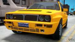 Lancia Delta HF Integrale for GTA 4