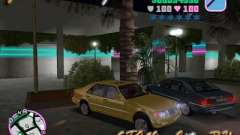 Mercedes-Benz S600 W140 for GTA Vice City
