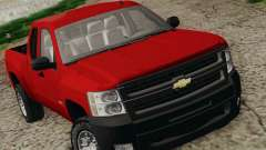 Chevrolet Silverado 2500HD 2013 for GTA San Andreas