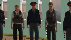 Skin Pack of the Russian INTERNAL AFFAIRS