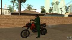 Motorcycle Mirabal for GTA San Andreas