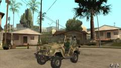 UAZ-3150 varmint for GTA San Andreas