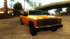Taxi Rancher for GTA San Andreas