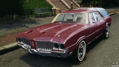 Oldsmobile Vista Cruiser 1972 v1.0