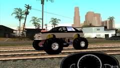 Jetta Monster Truck for GTA San Andreas