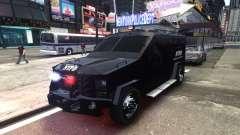 Lenco BearCat NYPD ESU V.1