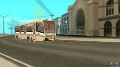 Tramcar 71-619 CT (KTM-19) for GTA San Andreas