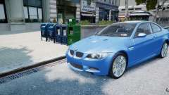 BMW M3 E92 2008 v.2.0 for GTA 4