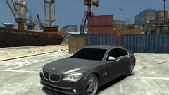 Bmw 750 LI v1.0 for GTA 4