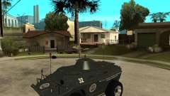 The APC from GTA IV