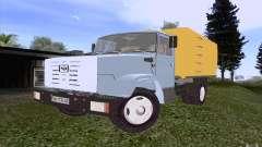 ZIL 4331 garbage truck