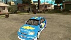 Chevrolet Lacetti WTCC for GTA San Andreas