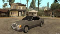 Mercedes-Benz E320 C124 for GTA San Andreas
