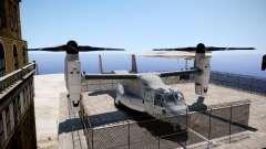 Osprey MV-22 for GTA 4