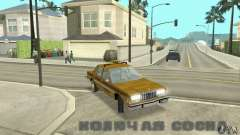 Dodge Diplomat 1985 Taxi for GTA San Andreas