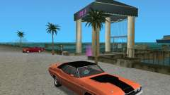 1970 Dodge Challenger R/T Hemi for GTA Vice City