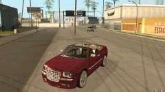 Chrysler 300c Roadster Part2 for GTA San Andreas