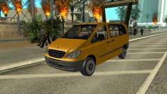 Mercedes-Benz Vito 2003 for GTA San Andreas