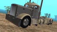 Pimped Peterbilt 381 for GTA San Andreas