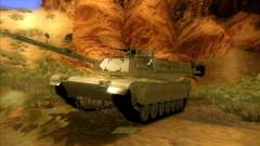 M1A2 Abrams of Battlefield 3