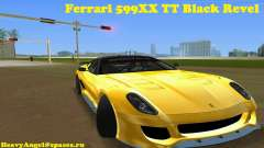 Ferrari 599XX for GTA Vice City