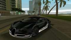 Bugatti Veyron Extreme Sport for GTA Vice City