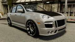 Porsche Cayenne 2009 Hamann for GTA 4