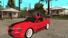 Ford Shelby GT500 Supersnake 2010 for GTA San Andreas