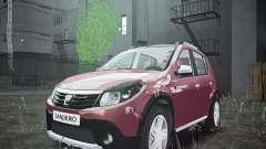 Dacia Sandero Stepway for GTA 4