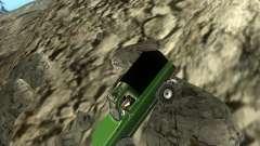 Chevrolet K5 Ute Rock Crawler for GTA San Andreas