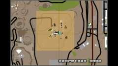 New cursors for GTA San Andreas