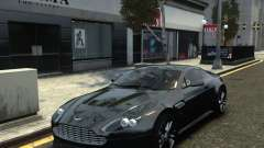 Aston Martin V12 Vantage 2010 V.2.0 for GTA 4