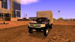 Chevrolet Silverado HD 3500 2012 for GTA San Andreas