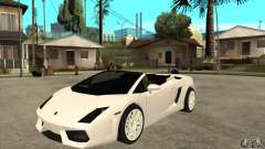 Lamborghini Gallardo Spyder v2