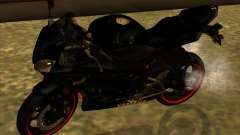 Yamaha YFZ R6 for GTA San Andreas