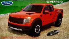 Ford F150 SVT Raptor 2011 for GTA 4