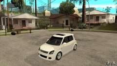 Suzuki Swift 4x4 CebeL Modifiye for GTA San Andreas