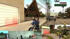 The CLEO script: Mototûning and Freestyle Motocross for GTA San Andreas
